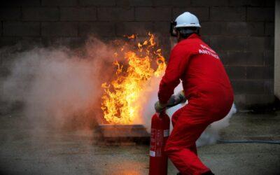 Corso Antincendio Rischio Basso – 4 Ore