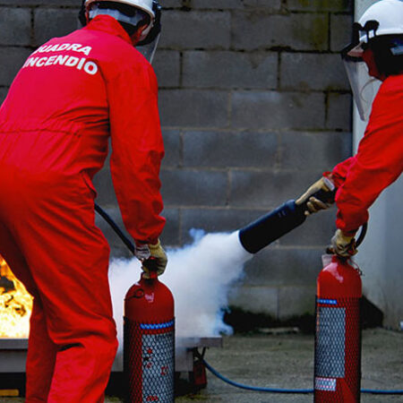Aggiornamento Antincendio Rischio Medio – 5 Ore